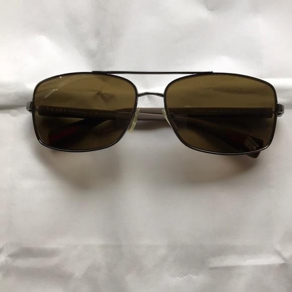 7f0f2aec5d7 Prada Sunglasses Aviator Style